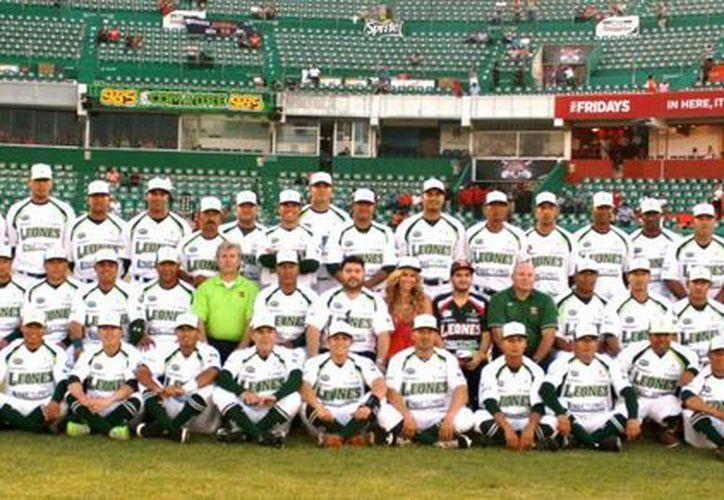 Con sus 46 partidos ganados y 64 perdidos, Leones de Yucatán ocupó la séptima posición de la zona sur, la temporada pasada. (Milenio Novedades)