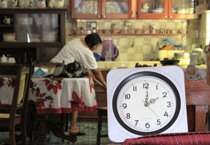 El 2 de febrero del 2015, Quintana Roo adoptó un nuevo huso horario, en el que adelantó una hora sus relojes. (Carlos Horta/SIPSE)