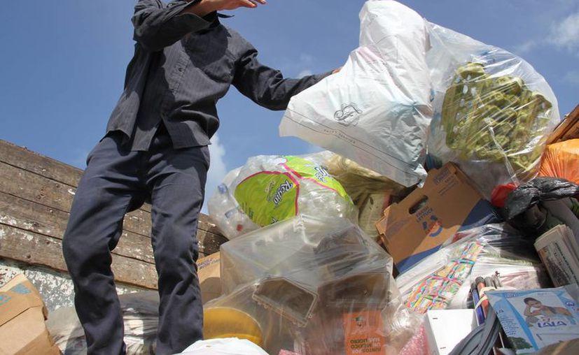Planean actualizar las cifras de la cantidad de basura que genera cada municipio. (Jesús Tijerina/SIPSE)