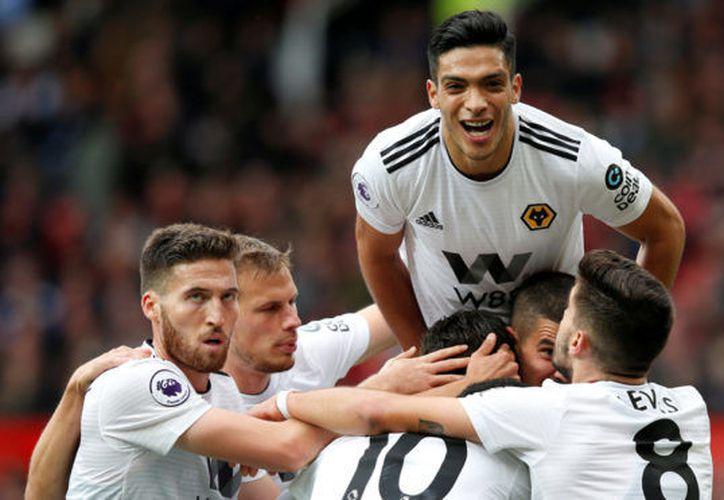 El Manchester United apretó por la victoria, pero no la consiguió. (Reuters)