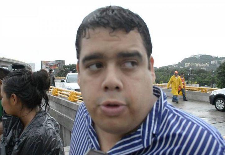 Angel Aguirre Herrera declaró en enero que buscaría ser alcalde de Acapulco. Menos de un mes después ya no seguirá en la contienda electoral. (Foto de YouTube)