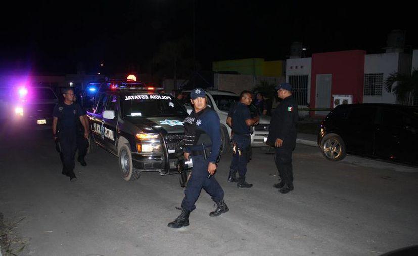 Policías preventivos han recibido alrededor de 22 Cursos de Actualización. (Foto de Contexto/SIPSE)
