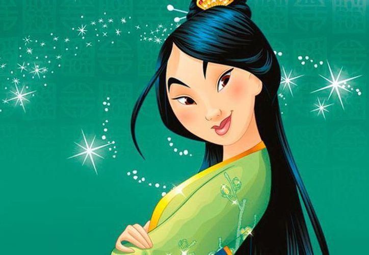 Ahora le toca el turno a 'Mulan' de pasar de los dibujos animados a la 'realidad': filmarán su historia pero ahora con actores de carne y hueso. (princess.disney.co.uk)