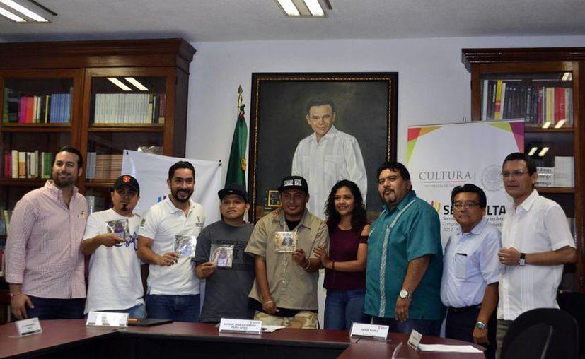 Jóvenes mayahablantes de Mérida y Chiapas actuarán en el festival de música que promueve la lengua maya. (Milenio Novedades)