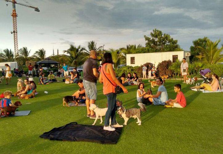El evento se realizó en el campo de golf de Puerto Cancún. (Israel Leal/SIPSE)