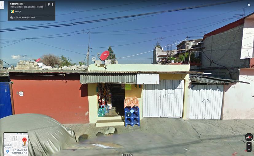 Esta es la fachada del domicilio fiscal proporcionado por las empresas del Estado de México contratadas por el Gobierno de Laura Beristain. Foto: Google Maps