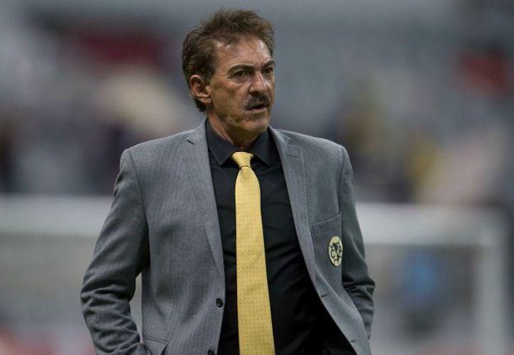Lavolpe reconoció ser conocedor de la liga local chilena. (Contexto)