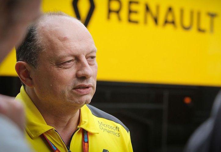 El año pasado, Vasseur cumplió la misma tarea en el equipo Renault.  (Autosport)