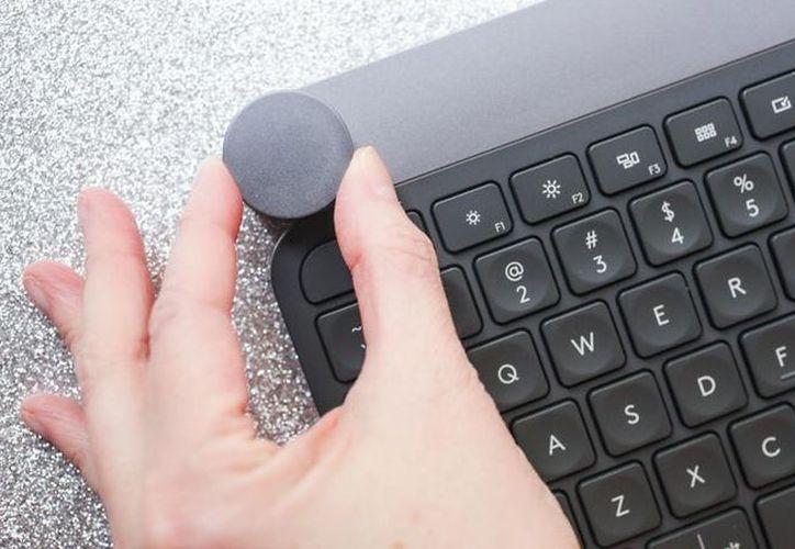 La idea recuerda inevitablemente al Surface Dial, presentado por la competencia de Logitech. (Foto: Contexto/Internet)