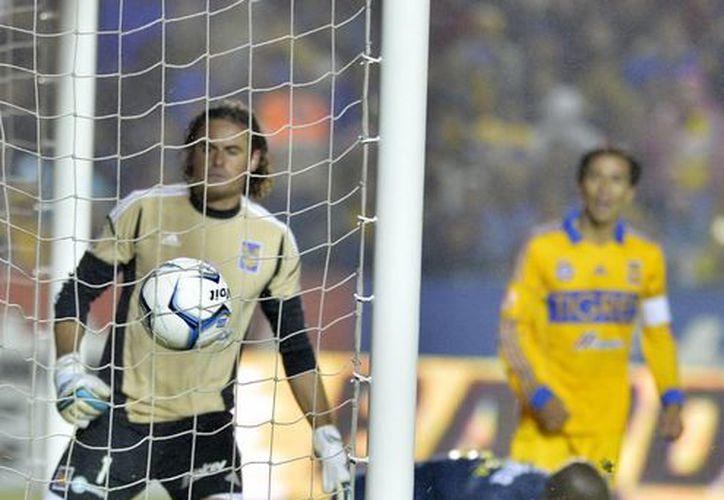 Va el América por el triunfo ante Tigres en el partido de vuelta contra Tigres. (Archivo Notimex)