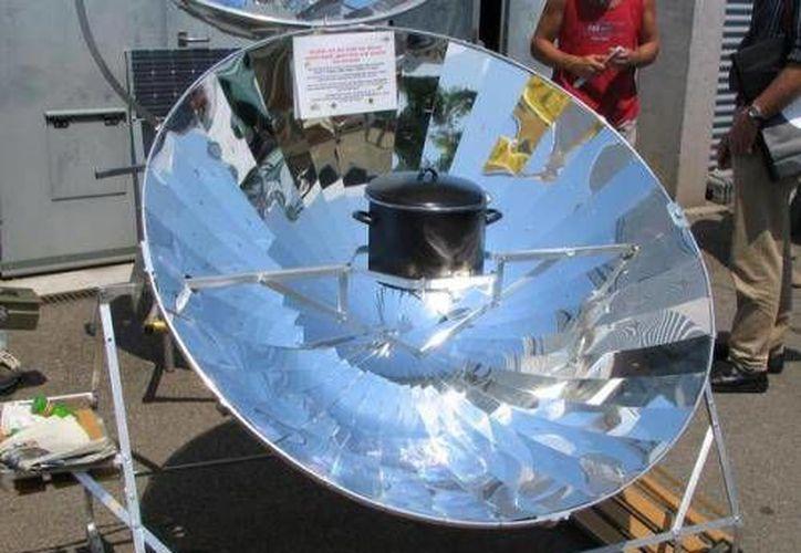 A la fecha cuentan con tres estufas de un metro de largo por 45 centímetros de ancho. (Foto de Contexto/Internet)