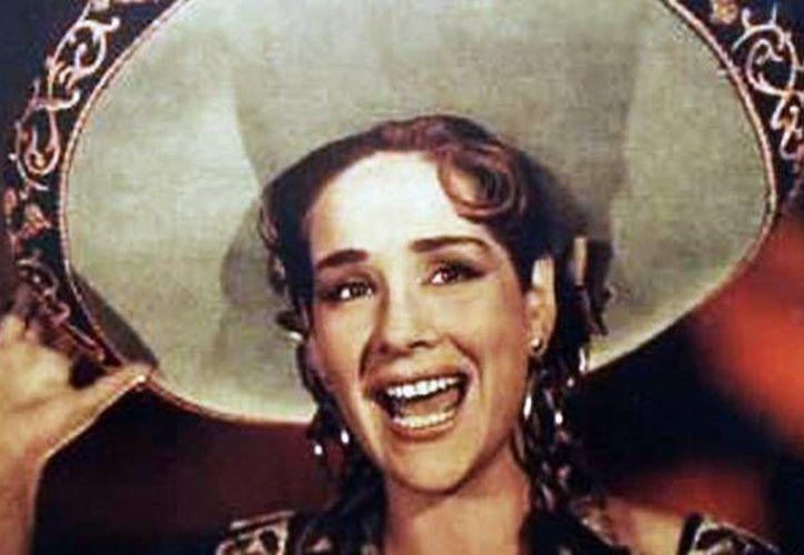 La actriz, leyenda viva, Rosita Quintana, se encuentra hospitalizada pero su salud es estable. (siemprelatina.com)