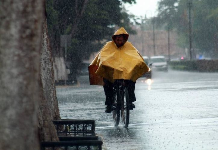 Este martes las tormentas fuertes harían presencia en el centro y sur de Yucatán. (Archivo/ SIPSE)