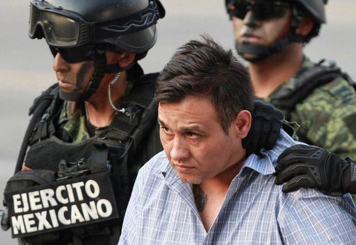 Omar Treviño Morales es acusado de operaciones con recursos de procedencia ilícita. (Archivo/AP)