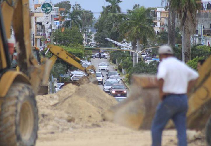 Los comerciantes le apuestan al proyecto emprendido por parte del Gobierno del Estado. (Harold Alcocer/SIPSE)