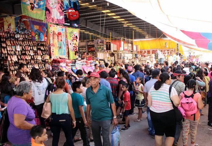 La edición 2017 de la Feria de Yucatán, será del 10 de noviembre al 3 de diciembre y se espera que reúna a dos millones de visitantes. (SIPSE)