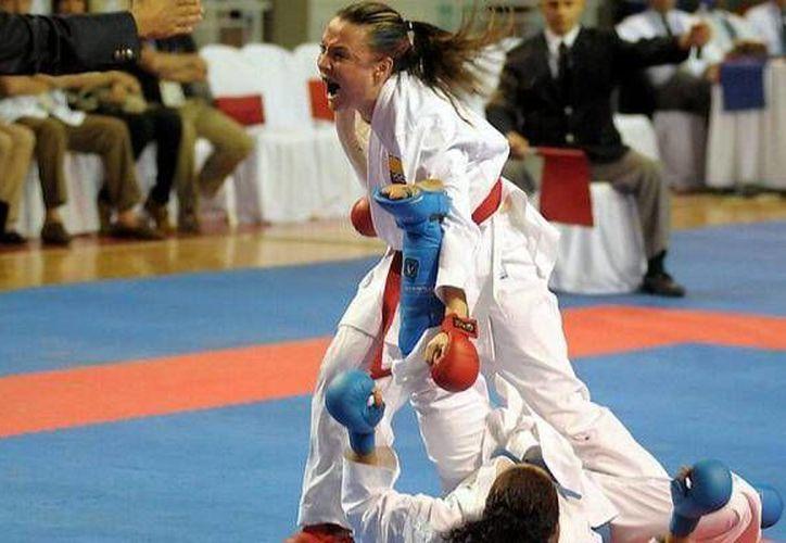 Cancún albergará a los mejores exponentes del Karate Do Shito-Ryu, tras ser sede del campeonato panamericano. (Francisco Gálvez/SIPSE)
