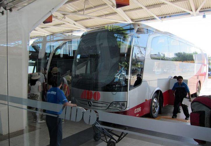 Será de la marca Volvo, con capacidad para 44 pasajeros, y tras ellos habrá una nueva imagen. (Foto de Contexto/Internet)