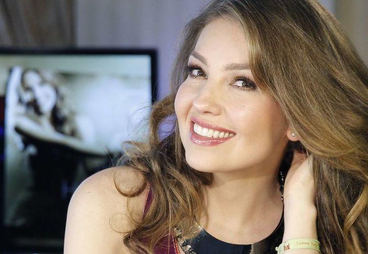 Thalía asegura que el precio de la fama es muy alto. (EFE)