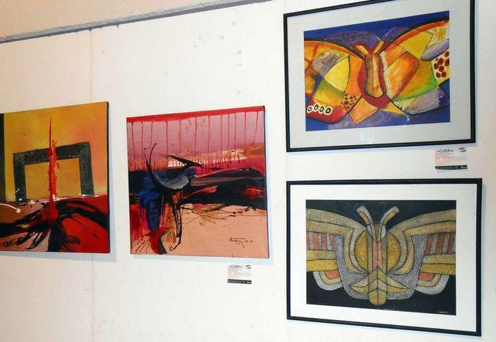 """Con la exposición se retoma el espacio permanente en el domo del palacio denominado """"Proyecto 52 artistas"""". (Redacción/SIPSE)"""