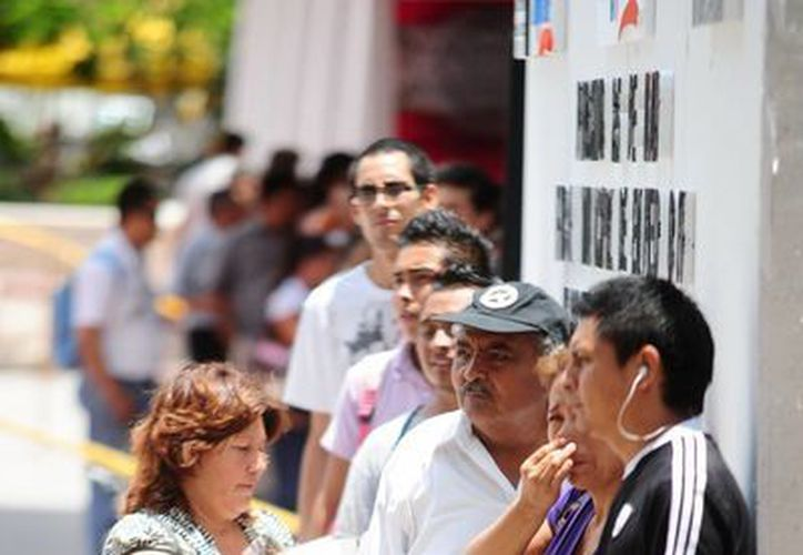 Con  un porcentaje de 4.39, Quintana Roo se ubica debajo de Puebla que cuenta con una tasa de desocupación de 4.19. (Archivo/SIPSE)