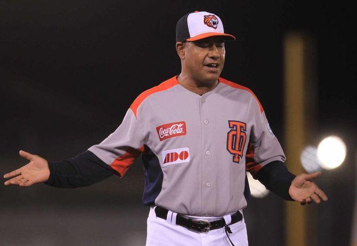 Matías Carrillo será el timonel del equipo de la zona sur por cuanto año consecutivo. (Archivo/SIPSE)
