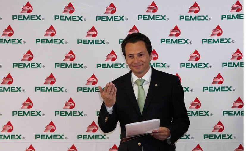 Emilio Lozoya, ex director de Pemex, fue detenido en Málaga, España, el pasado 12 de febrero, y es investigado por la compra a sobreprecio de una planta chatarra a Altos Hornos de México (AHMSA). (Agencia Reforma)
