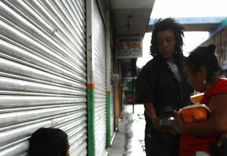 La mayor parte de los niños vendedores trabaja en el turno matutino y hay menor incidencia en el turno nocturno. (SIPSE)