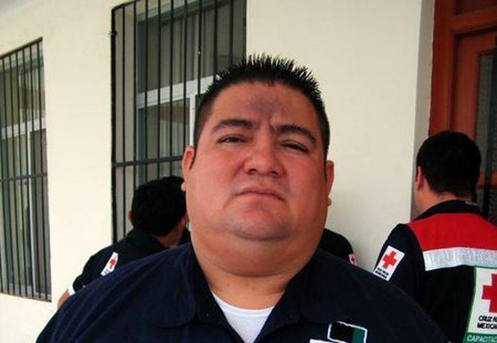 Arturo Ferráez Couoh informó que el curso es una opción para quienes no pudieron ingresar a las facultades de Medicina o Enfermería. (Milenio Novedades)