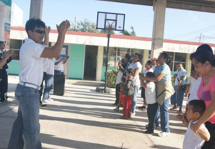 Yucatán destaca por el número de escuelas donde hay activación física. (Archivo/ayuntamientodeprogreso.gob. mx)