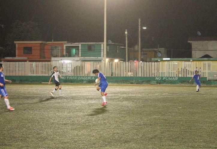 Los goleadores del equipo campeón fueron: Jorge Gaitán, Manuel Solís, Alberto Hau, Gustavo Lae y Daniel Pérez. (Miguel Maldonado/SIPSE)