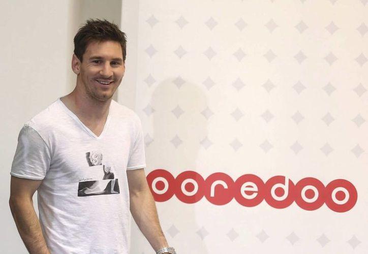 Messi dejó mal sabor de boca a los aficionados de Chicago. (EFE/Archivo)