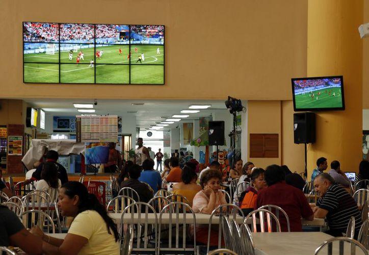 El Mundial de futbol favorece a los restaurantes de la entidad.