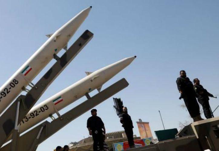 Irán produce armas nucleares. (Foto: the Hill)