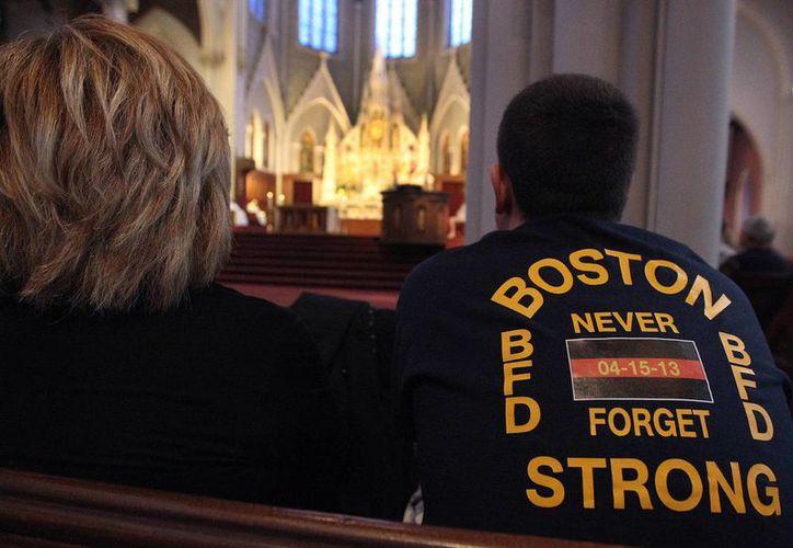 Dzhokhar Tsarnaev podría ser acusado de cargos de asesinato en el estado de Massachusetts. (Agencias)