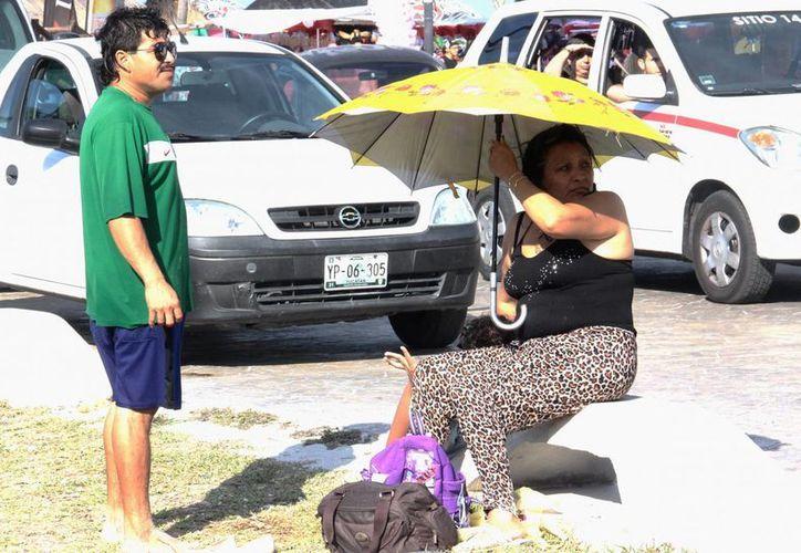 Esta semana hay escasa probabilidad de lluvia en Yucatán. (Milenio Novedades)