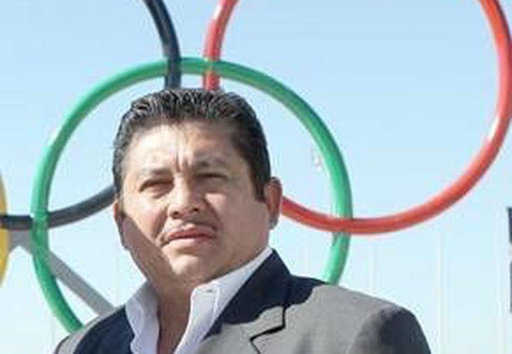 José Vázquez dijo que se mantiene un buen nivel en el balompié en Cancún. (Raúl Caballero/SIPSE)