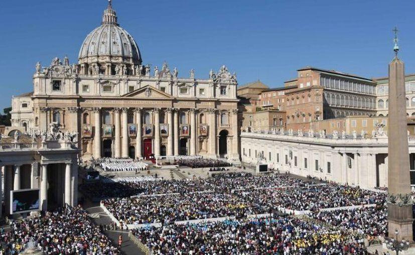 El delito fue cometido en la Ciudad del Vaticano, de noviembre de 2013 al 28 de mayo de 2014. (El Clarín)