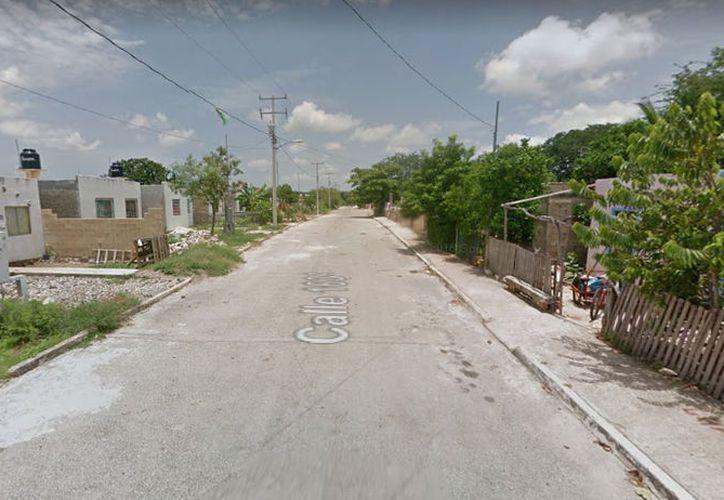 El ahora occiso, payaso de profesión, vivía en un predio de la colonia Emiliano Zapata Sur. (Google Maps)