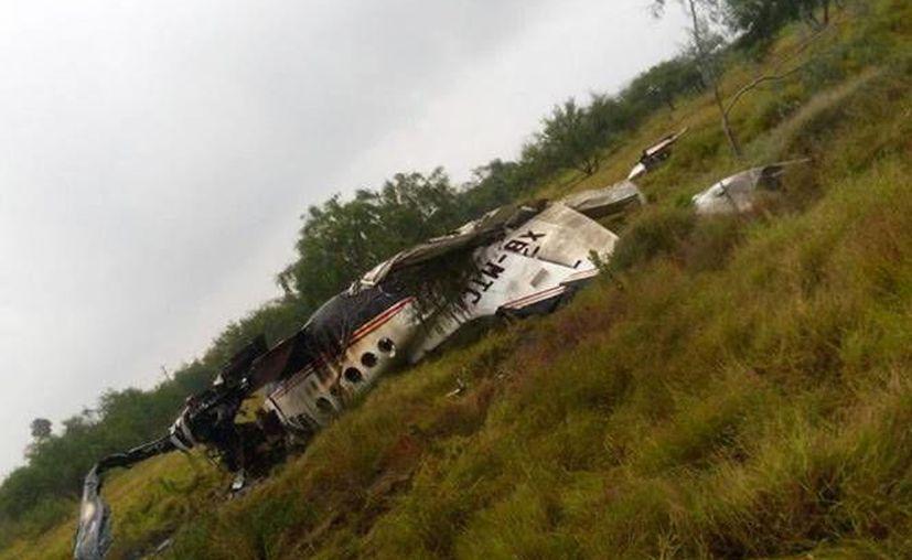 Reportan caída de avioneta en Llano Largo, zona cercana al Aeropuerto Internacional de Acapulco. (Foto de contexto/ Agencias)