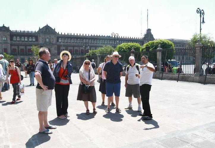 La ciudad de México, iman para negocios, turismo e inversiones. (Archivo Notimex)