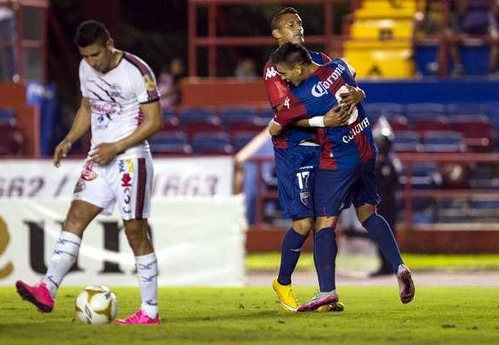 El equipo azulgrana se enfrentará al conjunto fronterizo en el estadio Andrés Quintana Roo en Cancún. (Contexto/Internet)