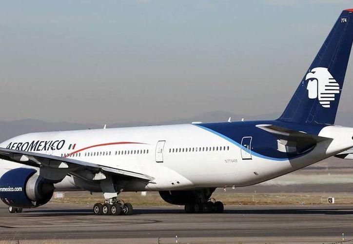 Es la primera ocasión en toda la historia de la aviación mexicana que se realizará tal cantidad de vuelos entre ambas ciudades en un solo día. (Archivo SIPSE)