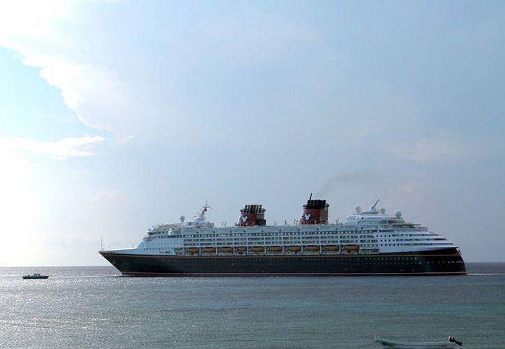 El último crucero llega el próximo viernes a Puerta Maya de Cozumel. (Redacción/SIPSE)