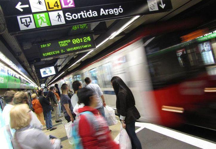Las autoridades barcelonesas están preocupadas por el impacto de la huelga del Metro durante el Congreso Mundial de Móviles. (skibbereeneagle.ie)