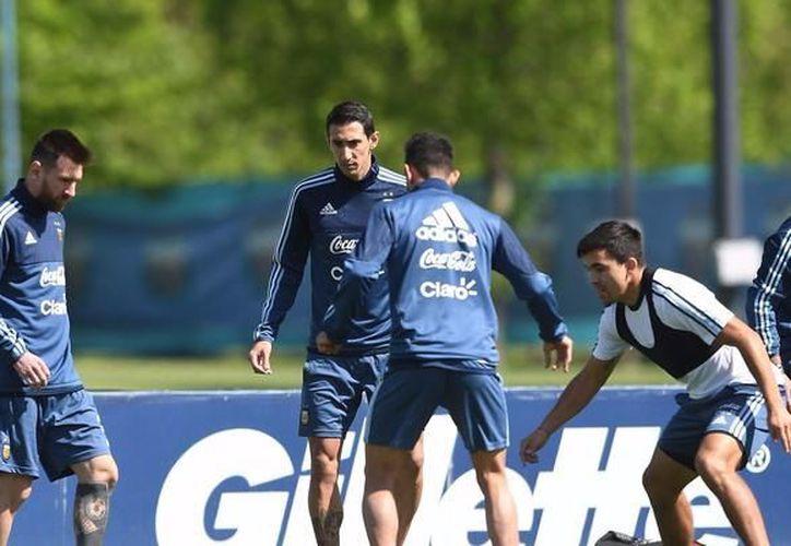 'Messi' quiere cumplir su sueño de ser campeón con Argentina. (Foto: El Día)