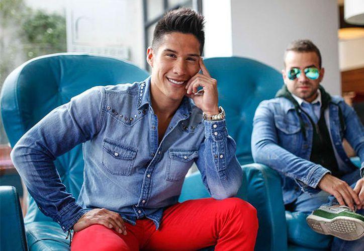 """El dúo venezolano es intérprete de éxitos como """"Mi niña bonita"""" y """"Tu angelito soy yo"""". (Globovisión)."""