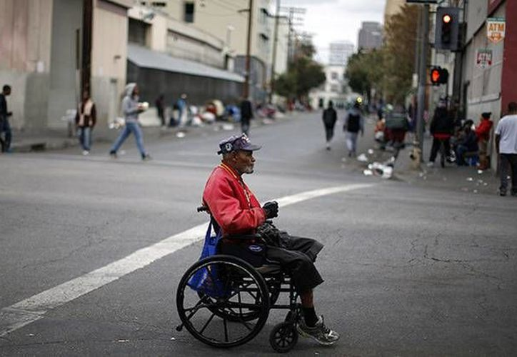 En un par de años, el número de personas en situación de calle ha crecido un 12 por ciento en Los Ángeles, California. Ante esta situación el gobierno anunció un plan que tendrá destinados 100 millones de dolares. (Reuters)