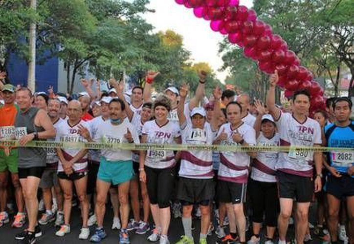 En su sexta edición la carrera IPNONCE K tendrá como sede la ciudad de Cancún. (Foto de Contexto/Internet)
