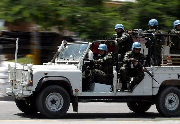 La ONU no ha dado a conocer públicamente las nacionalidades de los soldados acusados de cometer abusos. (Archivo/Reuters)